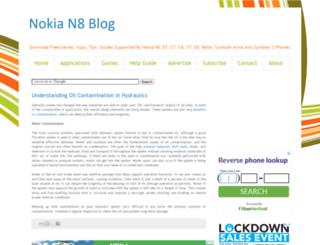 nokian8blog.info screenshot