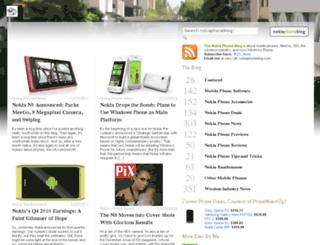 nokiaphoneblog.com screenshot