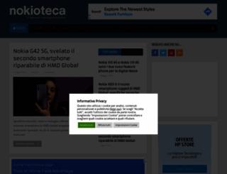nokioteca.net screenshot