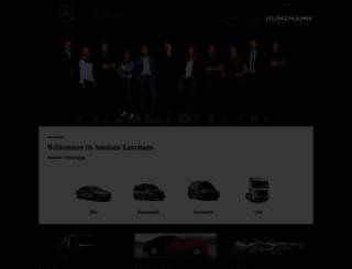 nold.mercedes-benz.de screenshot