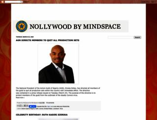 nollywoodmindspace.blogspot.ca screenshot