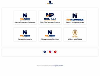 noltychy.pl screenshot