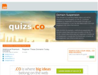 nom.quizs.co screenshot