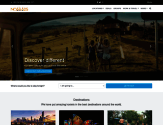 nomadsworld.com screenshot