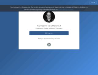nomatrix.net screenshot