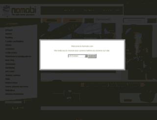nomobi.com screenshot