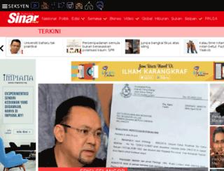 nona.karangkraf.com screenshot