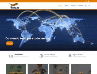 nondas.com.br screenshot