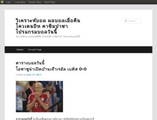 nongkhaiole.blog.com screenshot