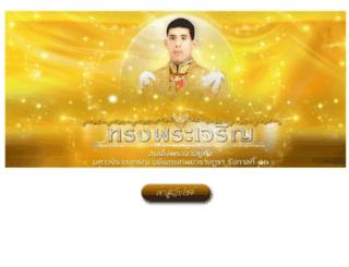 nongkhaitransport.go.th screenshot