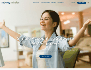 nonprofitcentral.biz screenshot