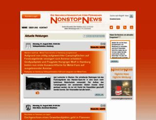nonstopnews.de screenshot