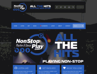 nonstopplay.com screenshot