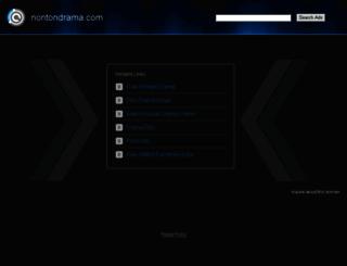 nontondrama.com screenshot