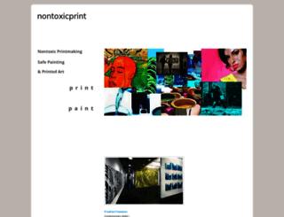 nontoxicprint.com screenshot