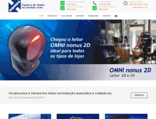 nonus.com.br screenshot