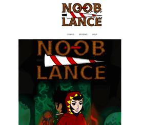 nooblance.com screenshot