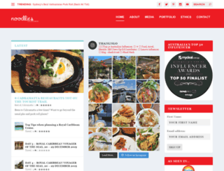 noodlies.com screenshot
