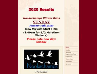 nookachamps.com screenshot