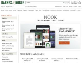 nookoffers.com screenshot