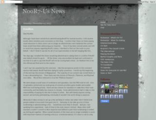 noor7-us.blogspot.com screenshot