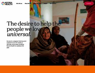 noorahealth.org screenshot