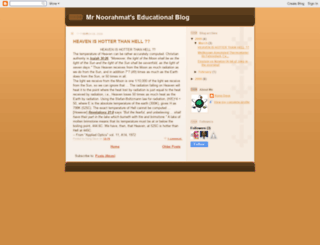 noorahmat.blogspot.com screenshot