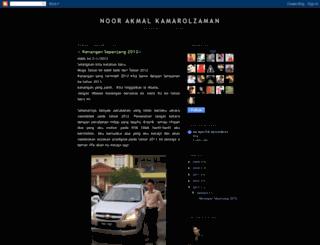 noorakmal.blogspot.com screenshot