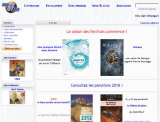 noosfere.fr screenshot