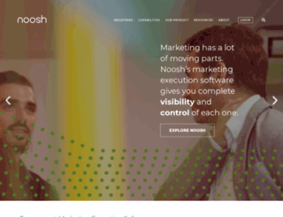 noosh.com screenshot