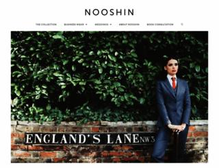 nooshin.co.uk screenshot