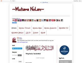 nopija.blogspot.com screenshot