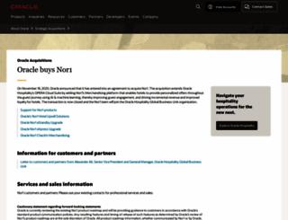 nor1.com screenshot