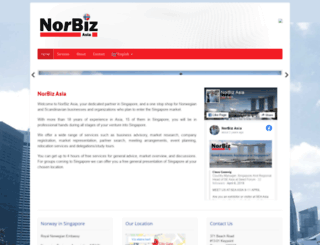 norbiz.asia screenshot
