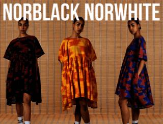 norblacknorwhite.com screenshot