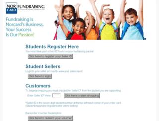 norcardshopping.com screenshot