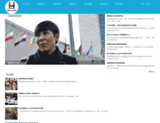 norchina.com screenshot