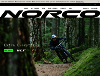norco.com screenshot
