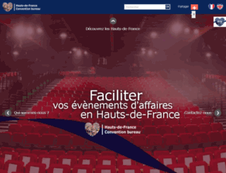 nord-france-convention.com screenshot