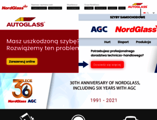 nordglass.com screenshot