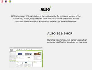 nordic.actebis.com screenshot