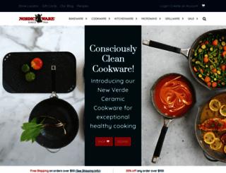 nordicware.com screenshot