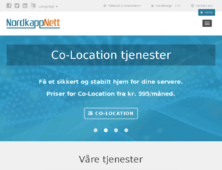 nordkapp.net screenshot