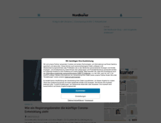 nordkurier.de screenshot