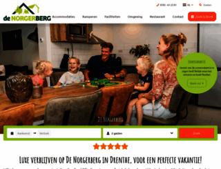 norgerberg.nl screenshot