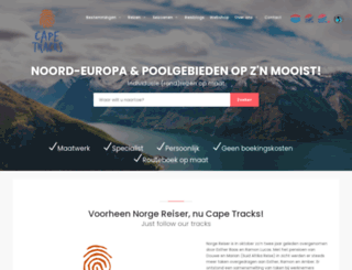 norgereiser.nl screenshot
