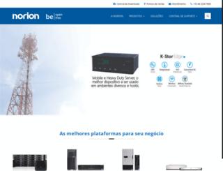 norion.com.br screenshot