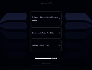 noriwo.info screenshot