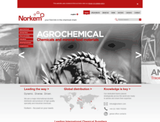 norkem.com screenshot