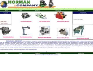 normanexpo.com screenshot